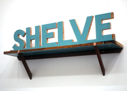 shelve image